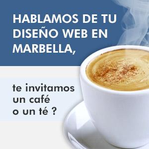Hablamos de tu diseño web en Marbella